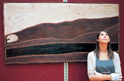 «Мечты Баррамунди» австралийского художника-аборигена Ровера Томаса оценены в $592–888 тыс. Christie`s, 30 августа