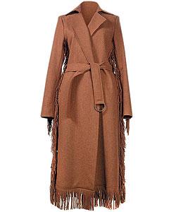Пальто из смеси шерсти и кашемира, Lanvin (Soho, 97 160 руб.)
