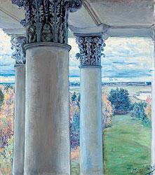 Мария Якунчикова, «Колонны в Введенском», 1894г., Christie`s, эстимейт £150–200 тыс.