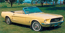 Ford Mustang, 1967