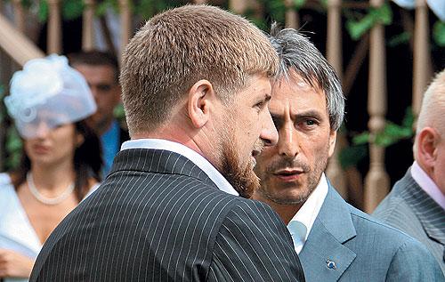 Image result for Умар Джабраилов и Рамзан Кадыров фото