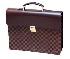 Портфель из кожи, Louis Vuitton(Louis Vuitton, 45 400 руб.)