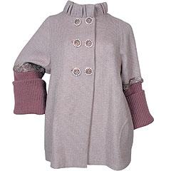 "Пальто из шерсти, Byblos (""Крокус Сити Молл"", 59 395 руб.)"