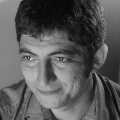 Олег Хамоков, выпускник мастерской Александра Сокурова, главный режиссер Кукольного театра Кабардино-Балкарии