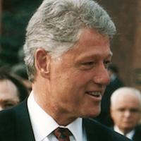 Билл Клинтон, 1994год