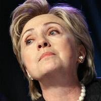 Речь Хиллари Клинтон во время предвыборной агитации за демократов, 2004год