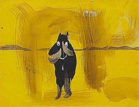 Вернер Молин. «Черная Свиноматка», начало 1940-х