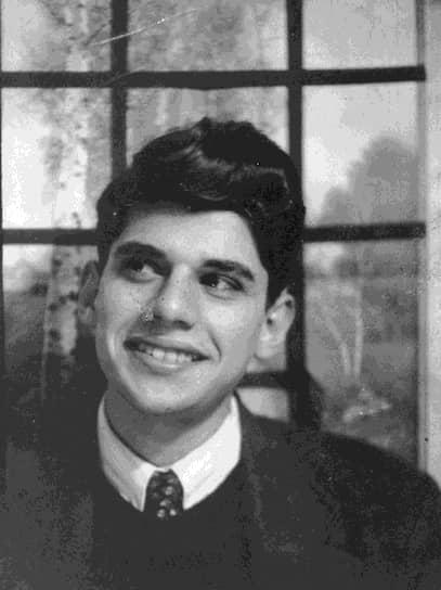 Аллен Гинзберг, 1940
