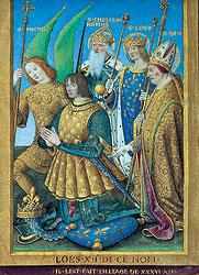 Когда средневековые государи теряли контроль над модой, им оставалось лишь молиться о сохранении власти