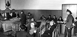 Советские суды в своих решениях по делам хулиганов руководствовались не столько буквой закона, сколько духом времени