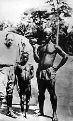 К услугам вербовщиков в Африке был товар на любой рост и размер