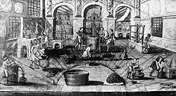 Венецианские парфюмеры из смеси вредных свинцовых белил с уксусом извлекали полезную прибыль