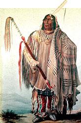 Своими дарами индейцы учили американских президентов заклинать тучи и вызывать дожди