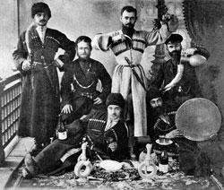 Увеселения кавказского типа в Боржоми разрешались отдыхающим лишь с письменной санкции администрации имения