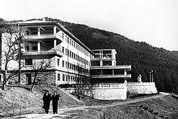 Все боржомские послереволюционные санатории могли по праву носить имя товарища Берии