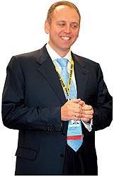 Председатель совета директоров ТМК Дмитрий Пумпянский впервые вошел в наш рейтинг, но сразу занял в нем шестую строчку