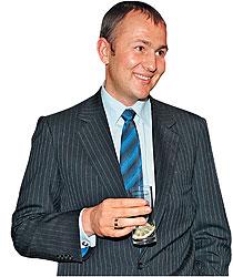 Совладельцы финансовой группы МДМ Андрей Мельниченко (на фото) и ...