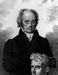 Основатель френологии Франц Галль вернул европейцам вкус к охоте за черепами
