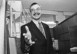 Герман Стерлигов, 1992 г.