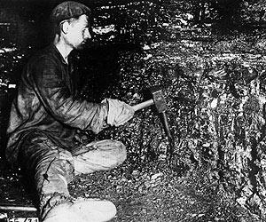 Юз, как истинный британец, чтил традиции, поэтому технологии добычи угля на его шахтах были вполне традиционными