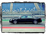 Audi A8 Long Security