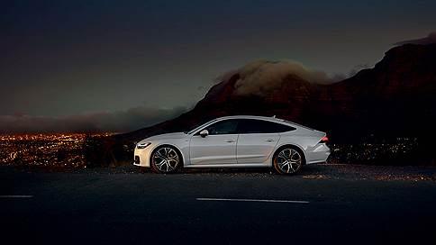 Ноу криминалити // Системная Audi A7 в крайностях ЮАР