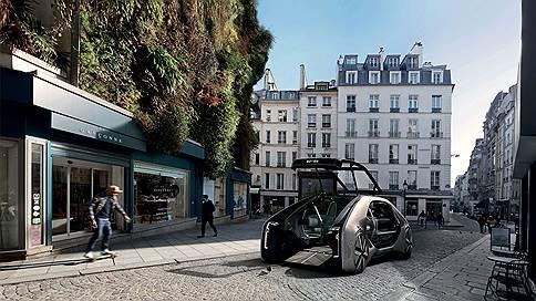 Электричка в 2022 // Такси Renault опять спасут Париж