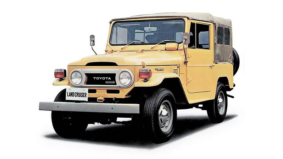 Официальная версия заимствования гласит, что сделано это было в пику англичанам: у них Land Rover, а у нас будет Land Cruiser. Кстати, первые внедорожники японской марки — это не что иное, как копии американского армейского джипа Willys, а назывались они поначалу Toyota Jeep BJ. С таким названием мир не завоюешь.