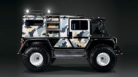 Едем дальше // Technoimpulse Rocket Z-SUV