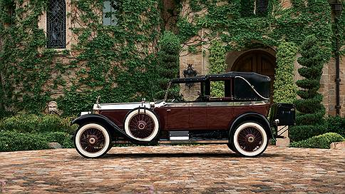 Трое из дворца // Rolls-Royce для парадных выездов