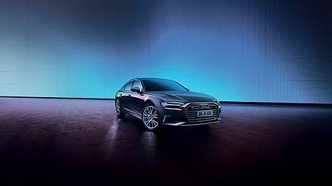 Время первых // Лига выдающихся джентльменов Audi A6 55 TFSI quattro