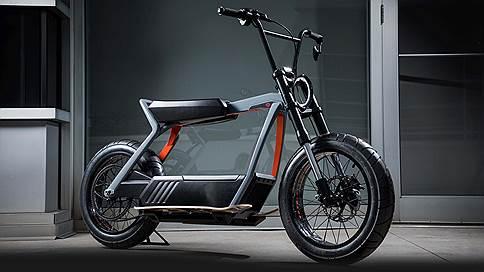 Сердцем не стареть // Harley-Davidson Electric Concept