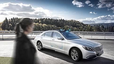 Как живой // Mercedes-Benz Interactive Car