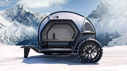Всех выпускать // BMW Designworks Camper Concept