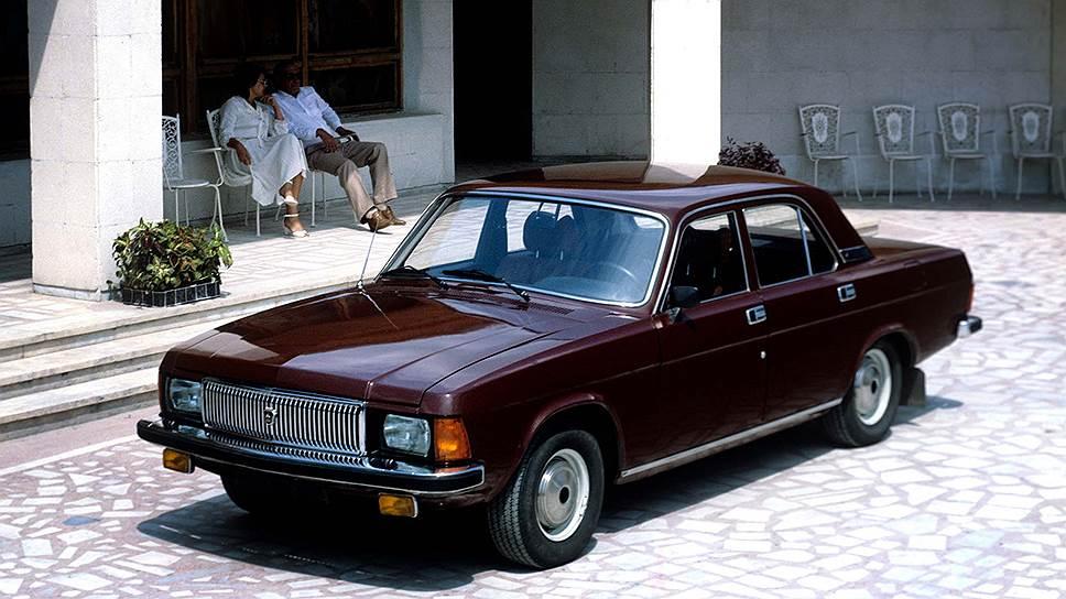 Волга» по-министерски – Автомобили – Коммерсантъ
