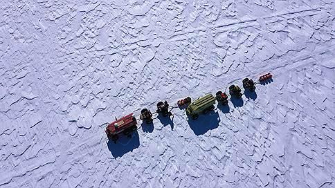 Ледяная целина // Экспедиция Валдиса Пельша при поддержке ЛУКОЙЛа покорила шестой континент