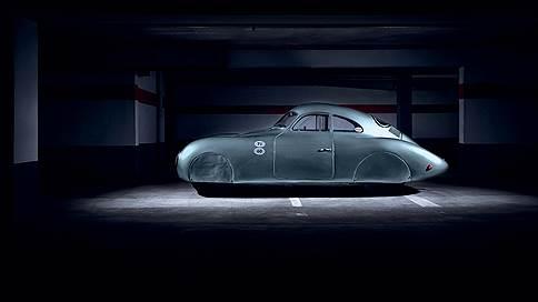 Самый первый // Или с чего начинается Porsche
