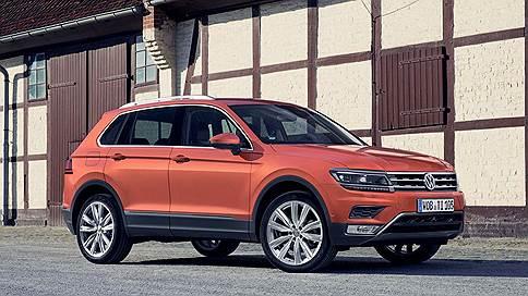 Volkswagen Tiguan // Перевал Бреннер, Италия, июнь 2019