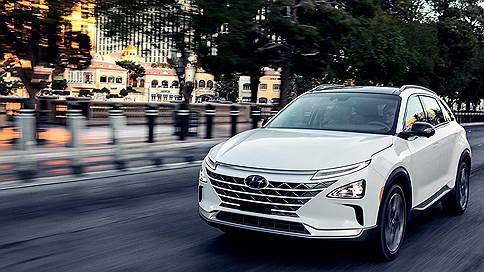 Hyundai Nexo // Зальцбург, май 2019