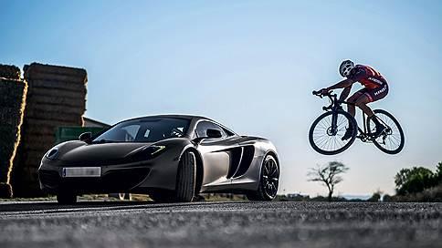 К тому и вело // McLaren, далее верхом