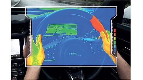 Туда, где теплее // Jaguar Land Rover Heated Steering Wheel