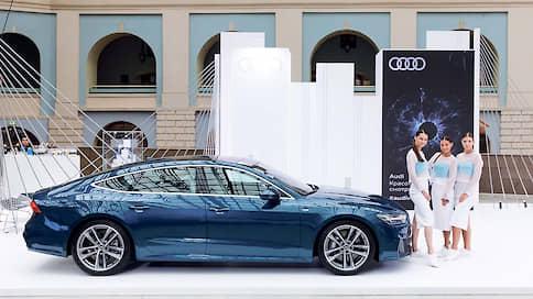 Главный экспонат // «Audi Россия» на арт-ярмарке Cosmoscow