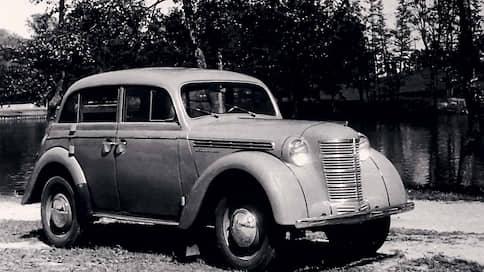 Дорогие мои «Москвичи» // Сколько стоил первый советский «народный автомобиль»