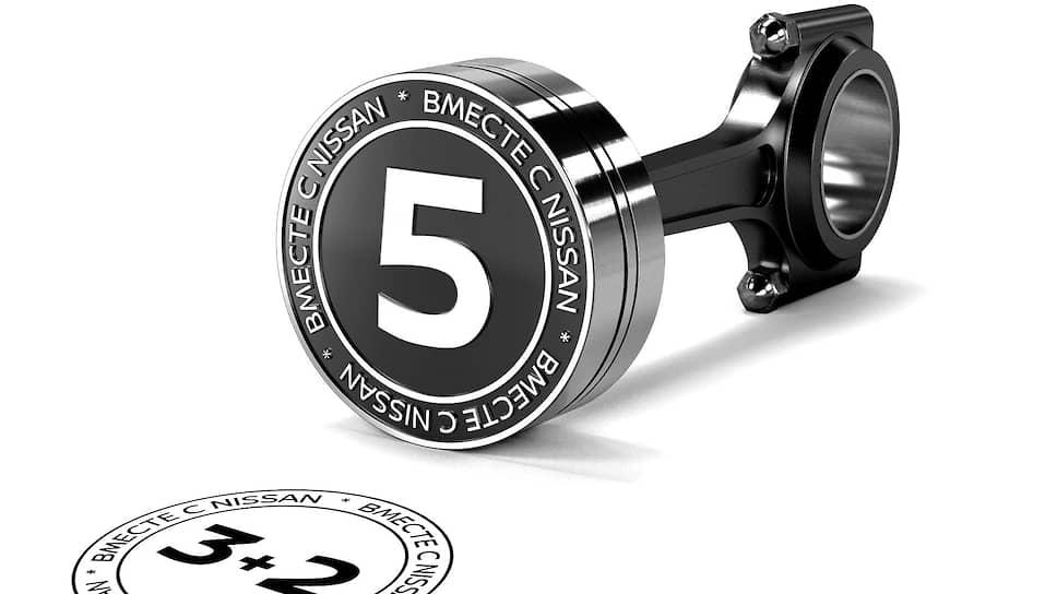 Постгарантийное покрытие «5 лет поддержки» распространяется на модели Qashqai, X-Trail, Murano и Terrano, произведенные в России в 2018 и 2019 годах и приобретенные с 01 октября 2019.