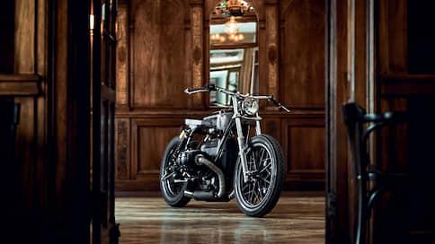 Байки из Граца // Мотоцикл как искусство