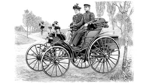Статья найдется  / Когда в России появился первый автомобиль