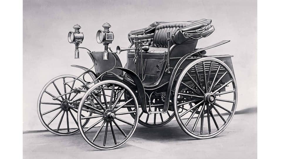 Согласно записям в книге заказов, с 1894 по 1897 год в Россию официально было отправлено 19 автомобилей марки Benz. Также некоторые автомобили приобретались в частном порядке на вторичном рынке.