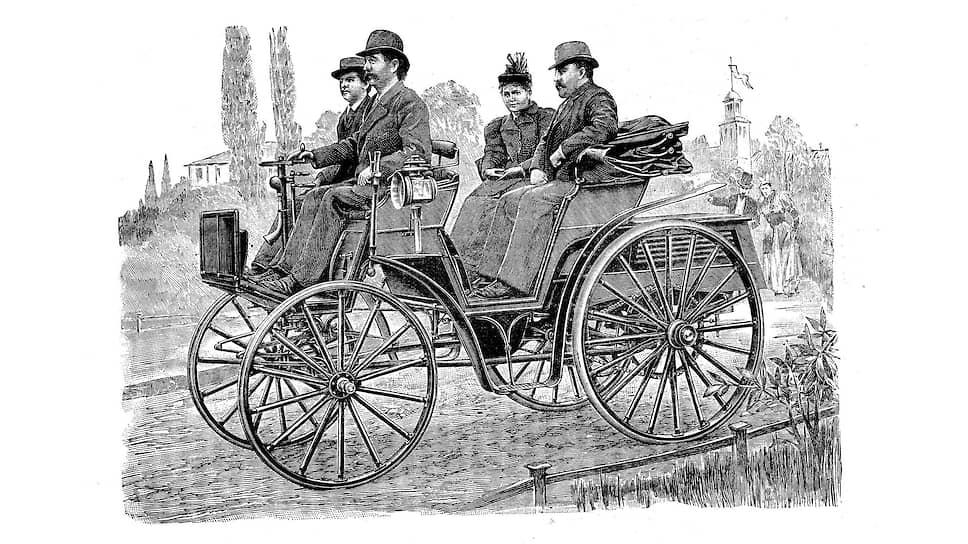 Benz Phaeton был первым автомобилем, поставленным фирмой Benz в Петербург по заказу от 22 апреля 1895 года. «Фаэтон» отправили 1 августа, а по нашему календарю – 20 июля. Первые публикации о нем в петербургских газетах датируются 10 августа.