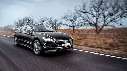 Чисто бизнес  / Hyundai Sonata при правильном рассмотрении