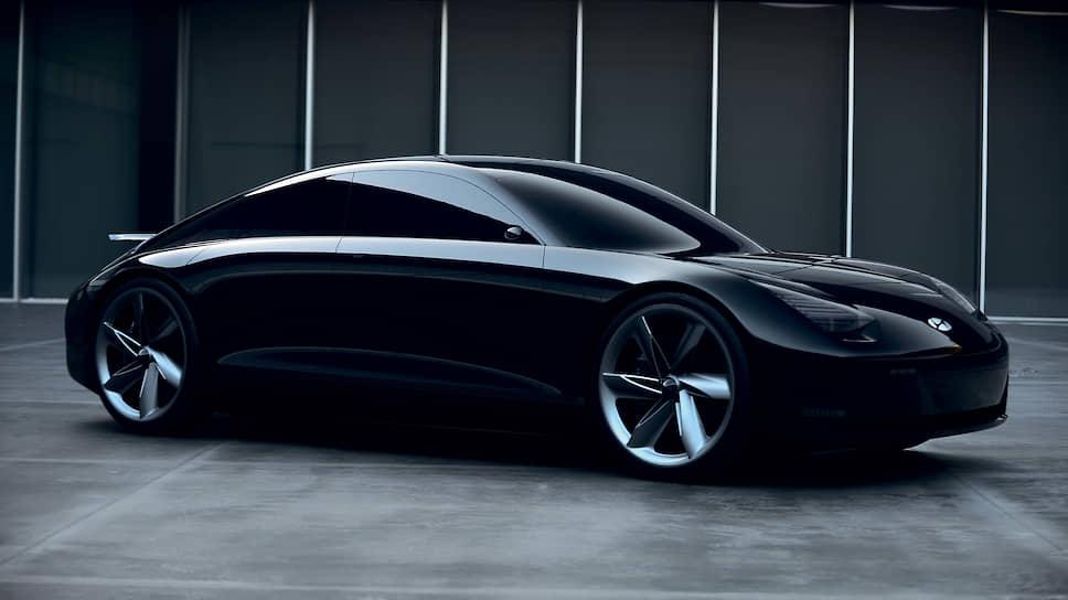Последние годы на Женевском автосалоне стенды Porsche и Hyundai находились не просто по соседству, а рядом. Может быть, причина «поршеобразности» корейского концепта кроется именно в этом?